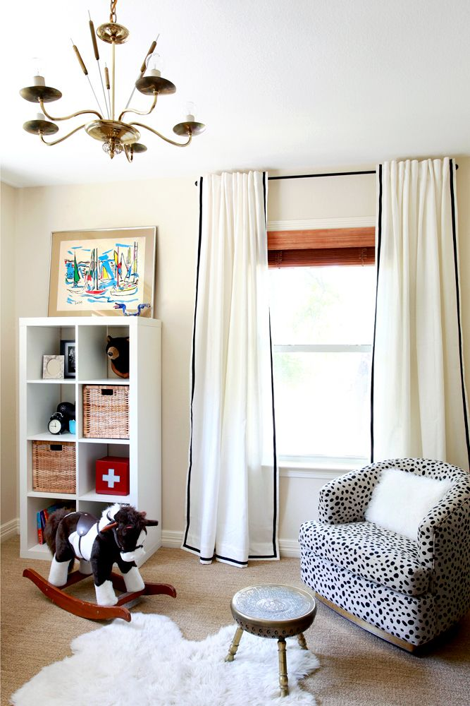 Simple Details Ikea Ritva Curtains