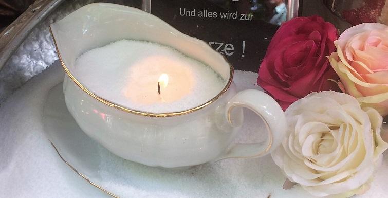 Dekoidee Kerzen