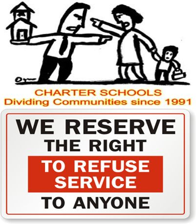 Image result for charter school segregation