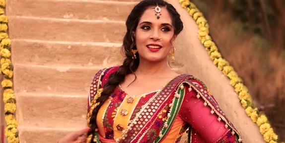 Richa Chadda First look in Sarabjit
