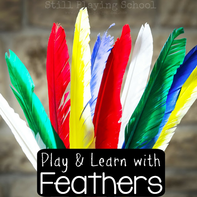 Feathers Ideas Kids