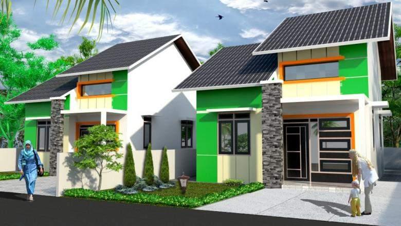 Rumah  Hunian Type  45  Peluang Investasi Property di