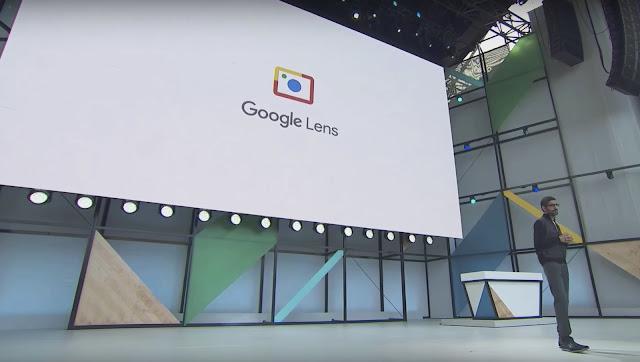 يتم تشغيل عدسة غوغل إلى هواتف بيكسيل من الجيل الأول