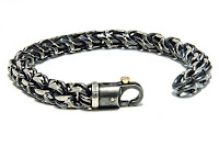 the lock turn around its axis so the chain will never wring