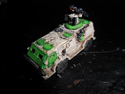 GAZ-99371 Vodnik Sensor Van