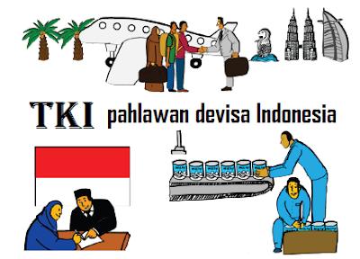 PT tenaga kerja Indonesia ke luar negeri terdaftar di disnakertrans