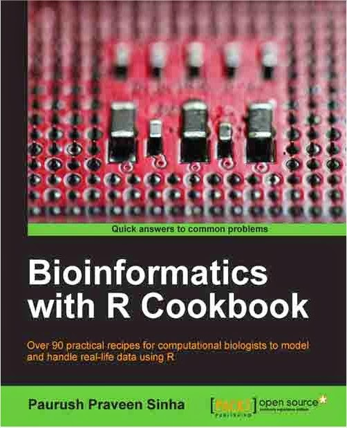Bioinformatics with R Cookbook – Book Review