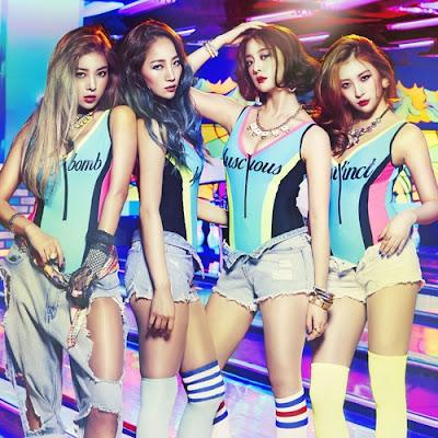 [Single] Wonder Girls – I Feel You (CHN Ver.)