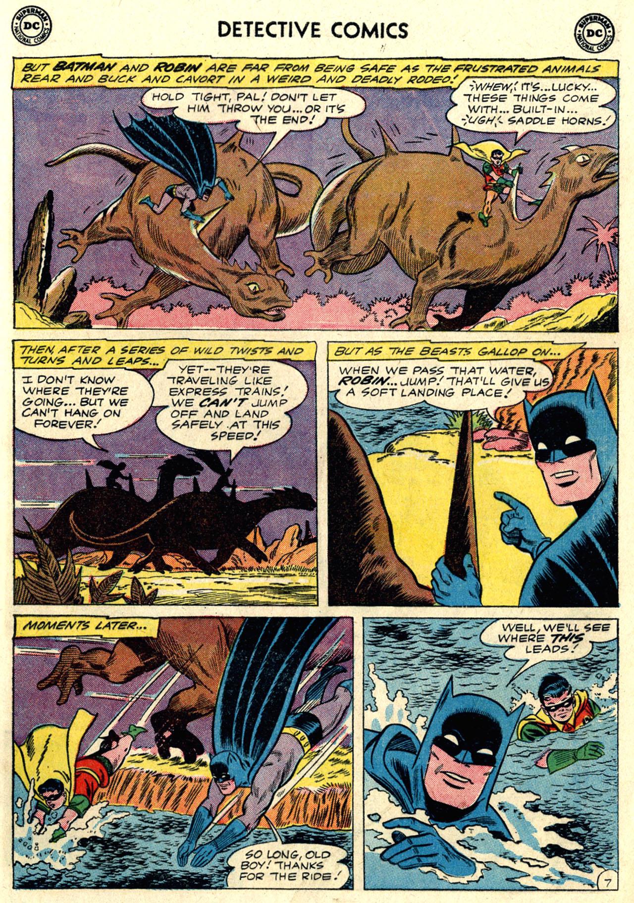 Detective Comics (1937) 299 Page 8
