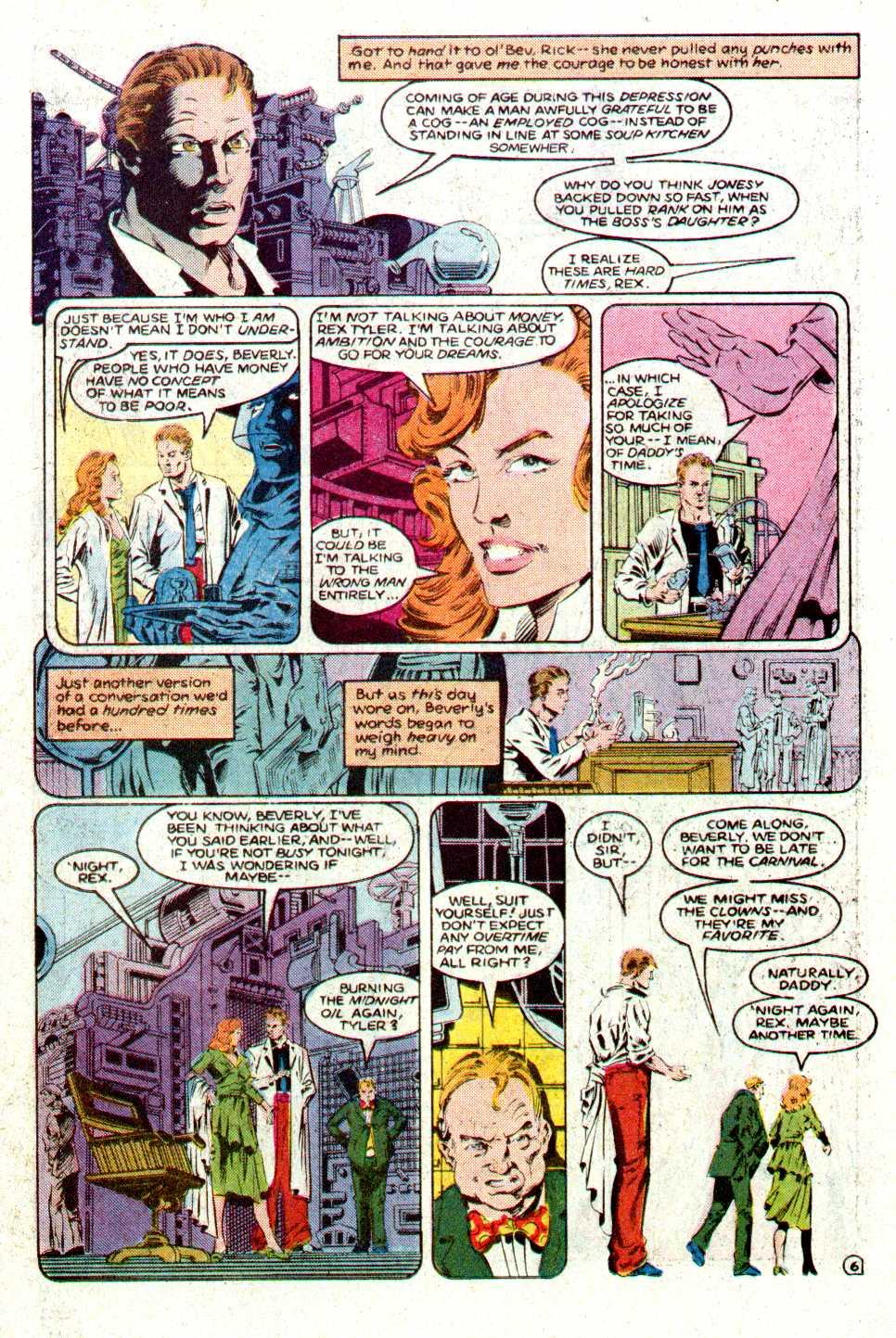 Read online Secret Origins (1986) comic -  Issue #16 - 27