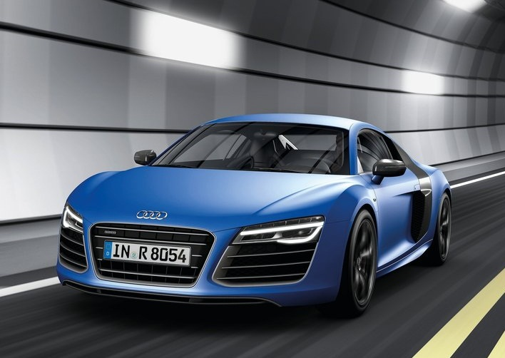 sport car garage audi r8 v10 plus 2013. Black Bedroom Furniture Sets. Home Design Ideas