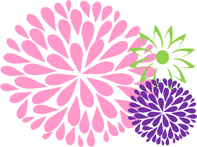 Free Flowers Clipart 21c
