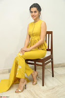 Taapsee Pannu looks mesmerizing in Yellow for her Telugu Movie Anando hma motion poster launch ~  Exclusive 004.JPG
