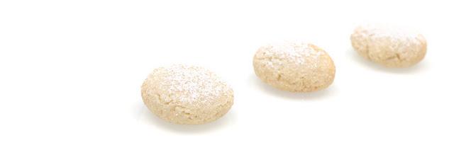 Amaretti - Macarons italiens