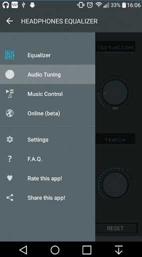 music equalizer app