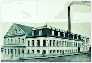 Fábrica de Chapéus Oscar Teichmann e Companhia - Acervo Fotográfico do Museu de Porto Alegre