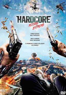 Hardcore: Missão Extrema - BDRip Dual Áudio