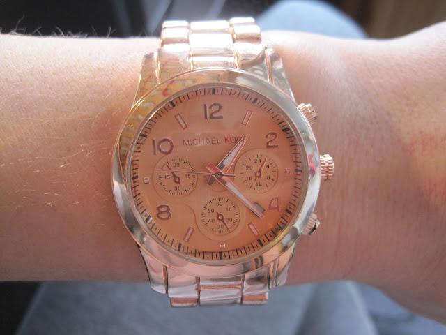 originele michael kors horloge