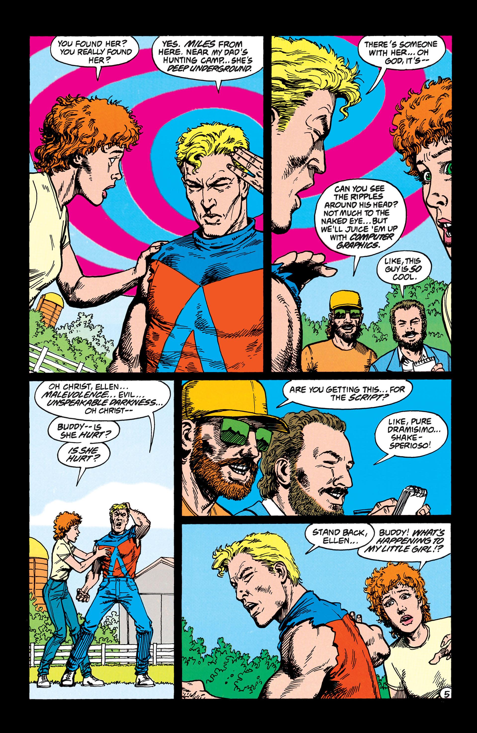 Read online Animal Man (1988) comic -  Issue #47 - 6