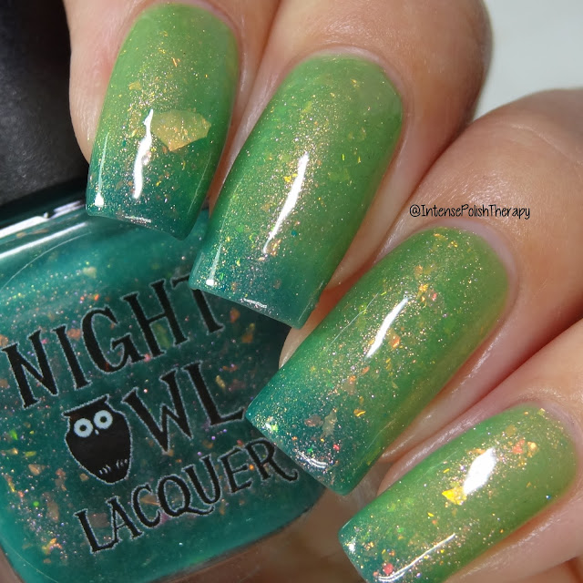 Night Owl Lacquer - Literally