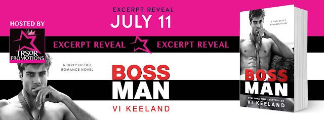 Excerpt Reveal: Boss Man by Vi Keeland