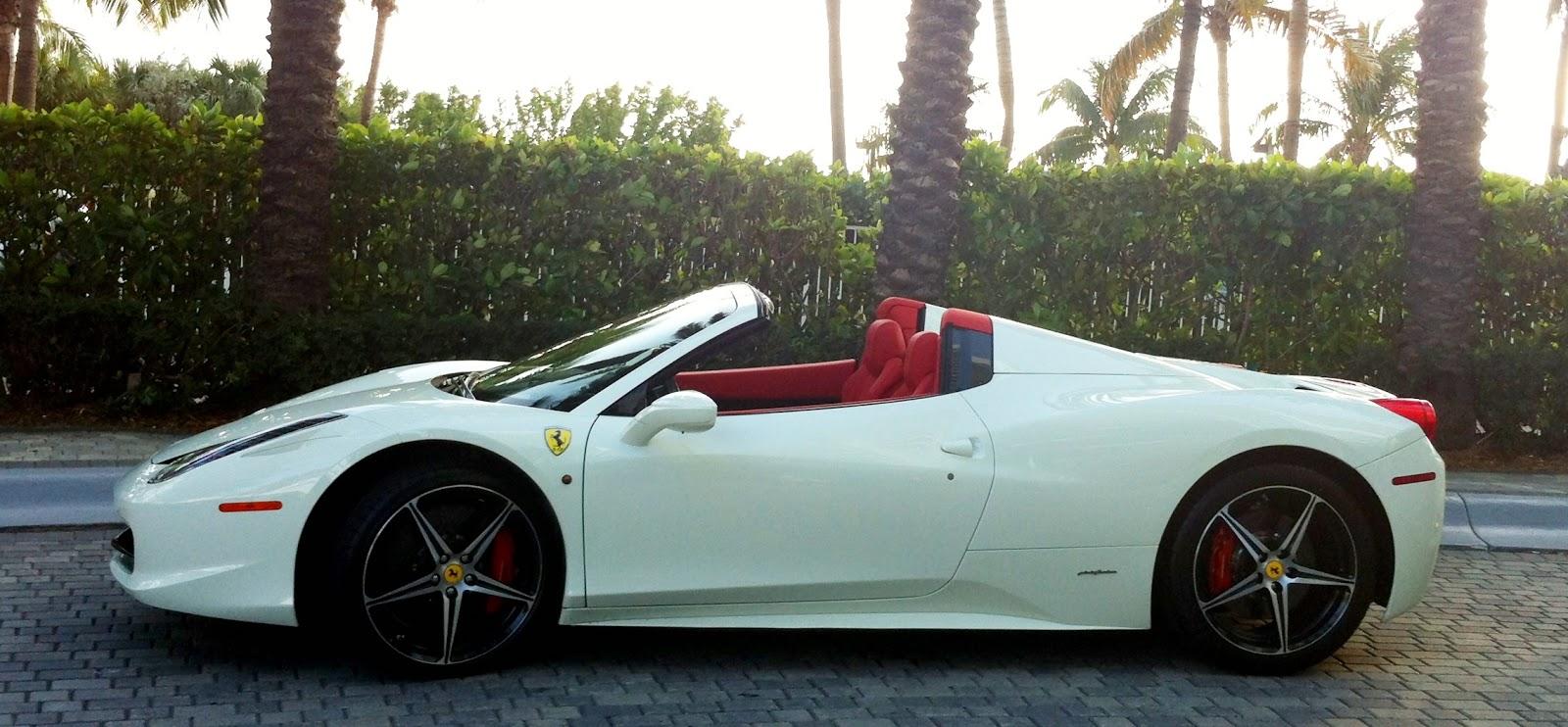 Ferrari 458 Italia Spider | Exotic Cars on the Streets of ...