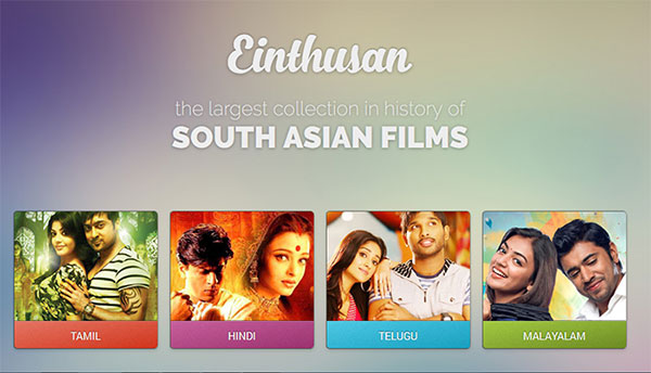 Einthusan: 12 Best Sites to Watch Tamil Movies Online in HD for free: eAskme