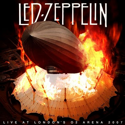 2007 - Led Zeppelin - Live At London's 02 Arena
