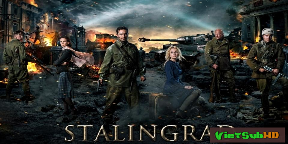 Phim Trận Đánh Stalingrad VietSub HD | Stalingrad 2013