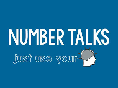 number talks in high school math