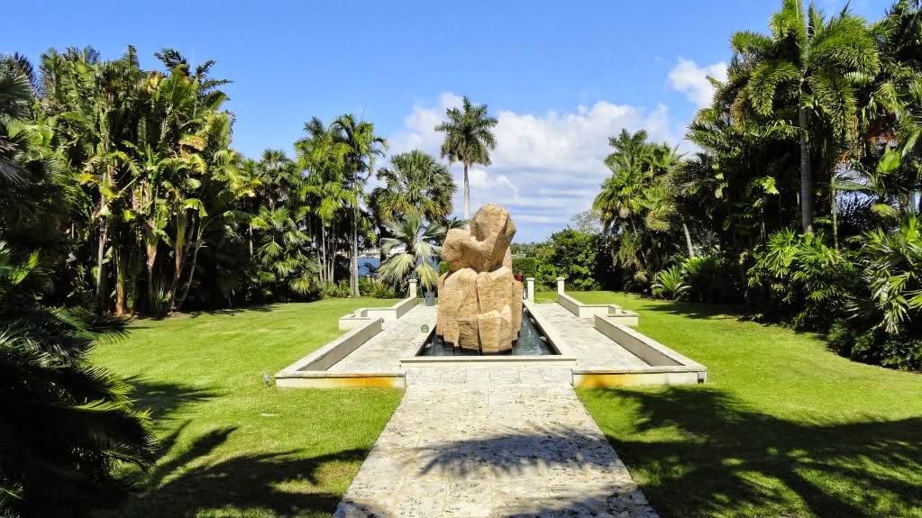 Ann Norton Sculpture Garden em Palm Beach