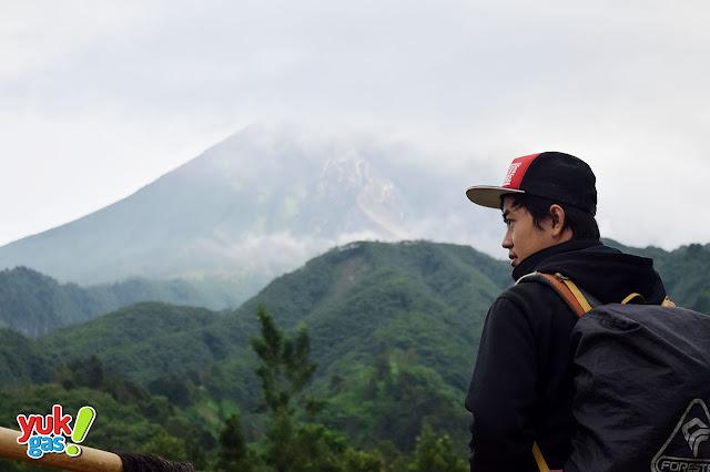 Keindahan Gunung Merapi Indonesia