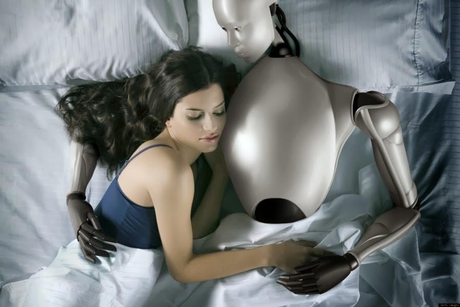 Tahun 2045 Robot Bisa Menghasilkan Keturunan