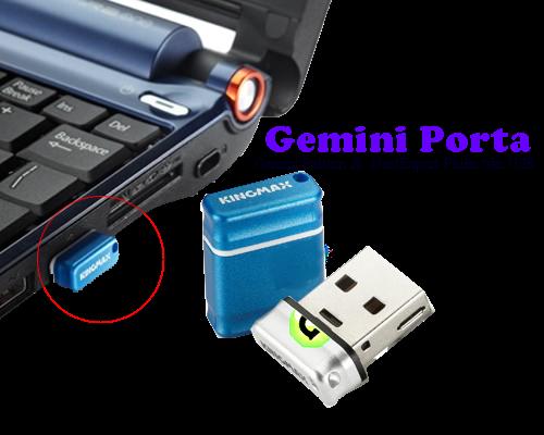 Gemini Porta Version USB 2