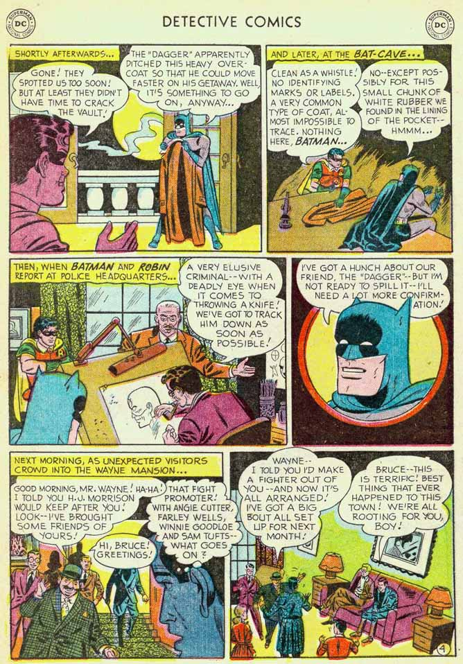 Read online Detective Comics (1937) comic -  Issue #174 - 6