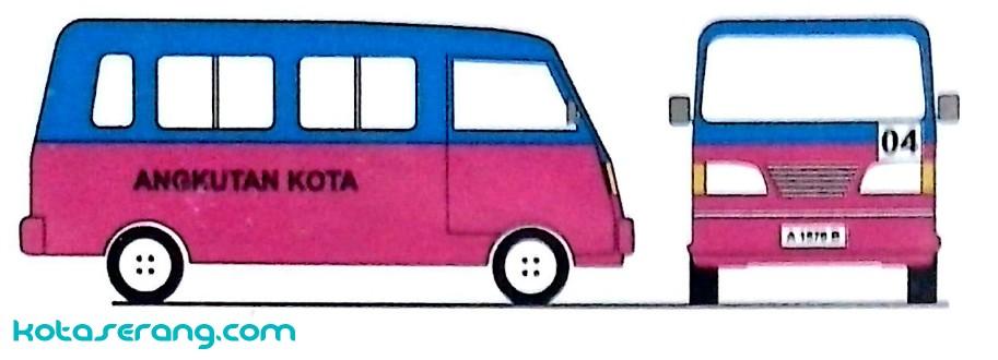 Gambar Angkutan Umum No.4