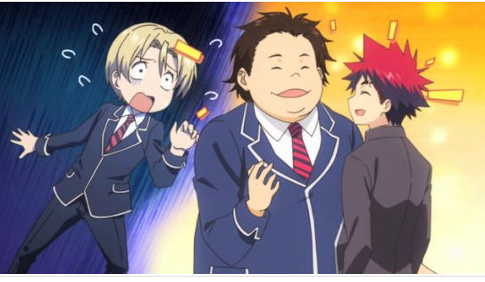 Download Anime Shokugeki no Souma OVA: Takumi no Shitamachi Gassen Subtitle Indonesia