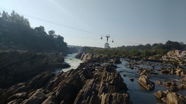 Marble Rocks-Narmada River