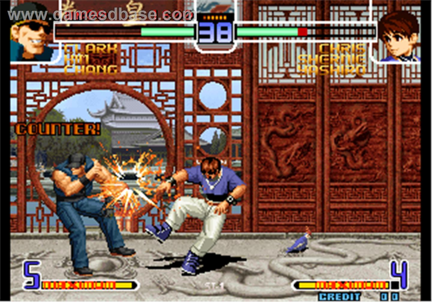 The King of Fighters 2002 Game Free Download Full Version ...