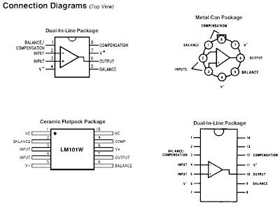 Electronics Technology: LM101A, LM201A, LM301A