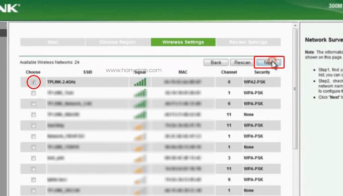 daftar list wifi yang terjangkau repeater