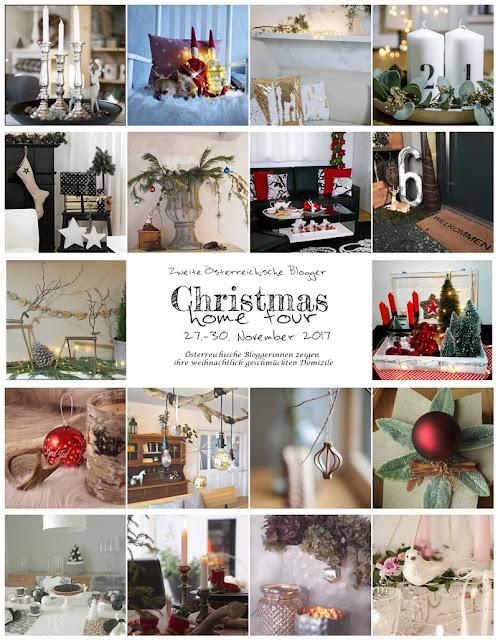 Österreichische Christmas Blogger-Hometour