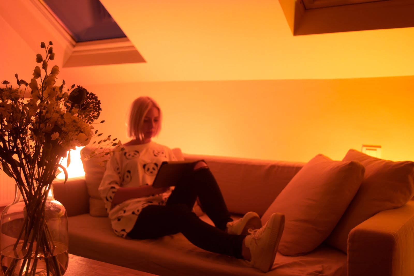 Philips hue, wireless light, wellbeing, event, hotel julien antwerp
