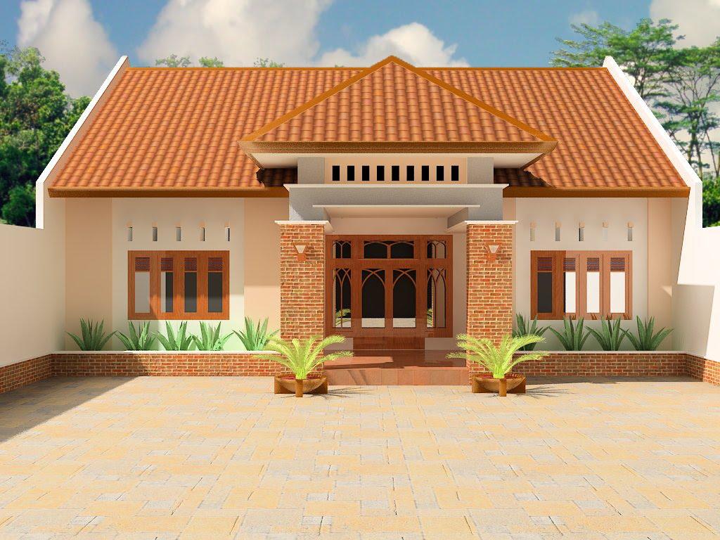 Model Depan Rumah