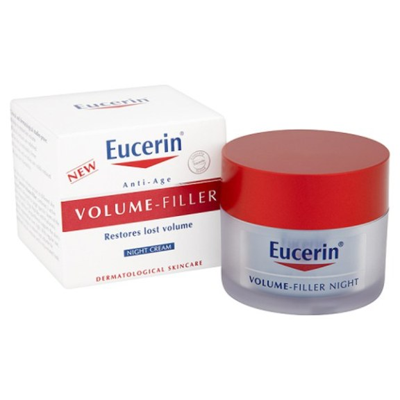 EUCERIN Volume Filler Night Cream.