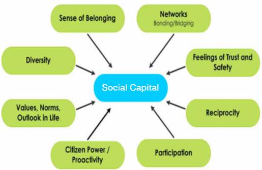 Pengertian Modal Sosial Beserta Fungsi Dan Unsur Dan Jenisnya