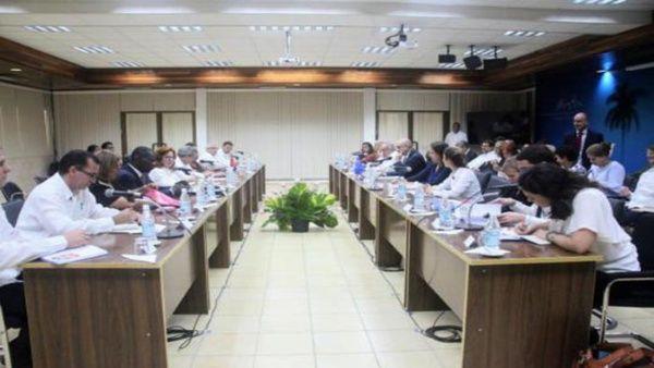 Cuba y UE tuvieron primera ronda de diálogo sobre DD.HH.