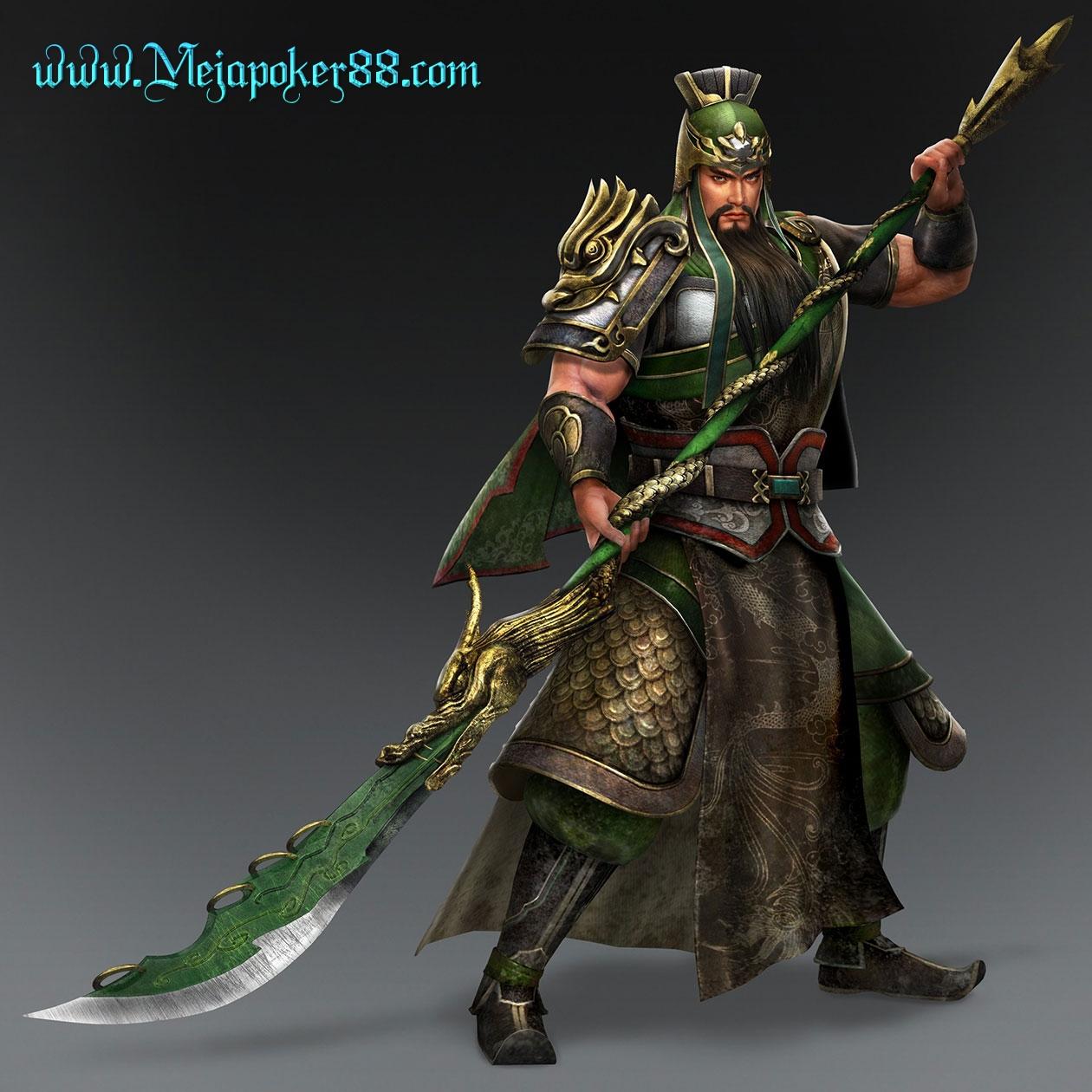 "Jendral Bijaksana Shu ""Guan Yu"""