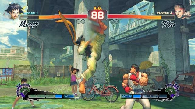 Super Street Fighter 4 Setup Free