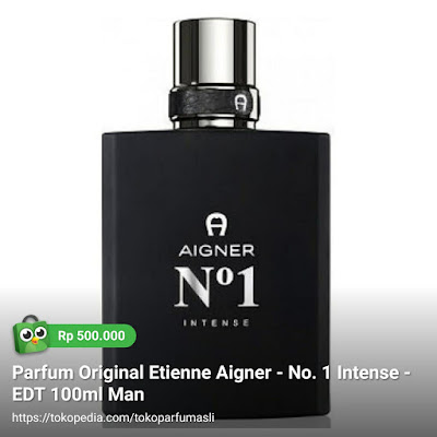 etienne aigner no.1 intense edt 100ml man